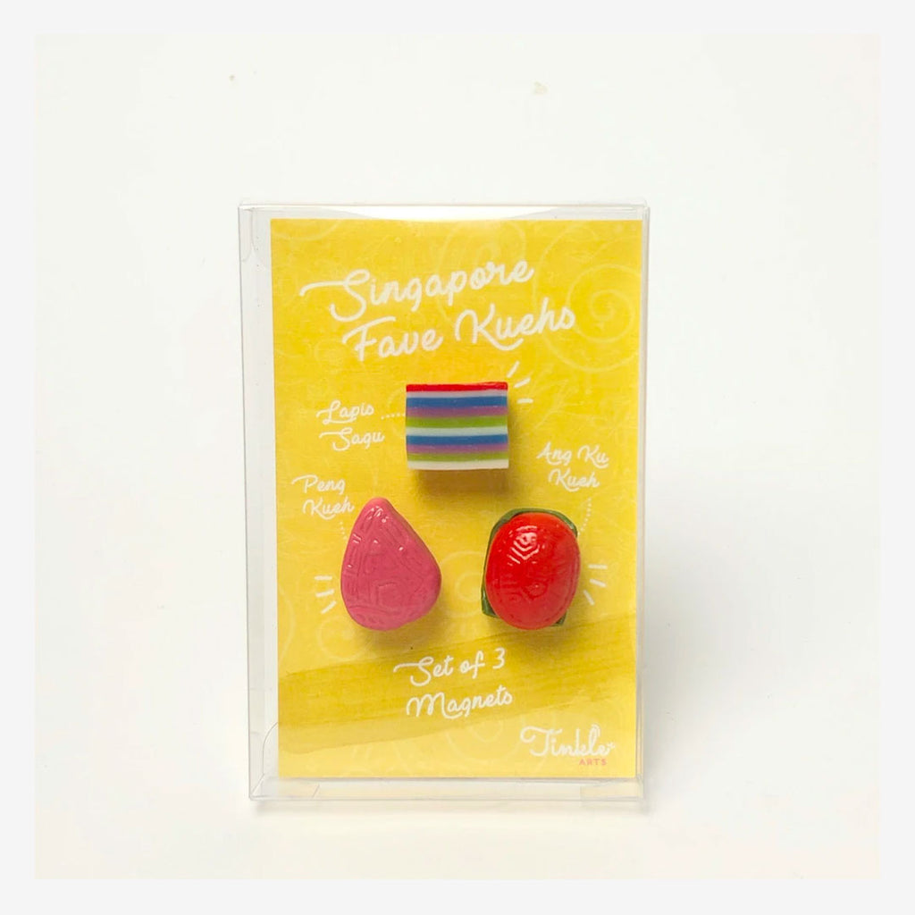Tinkle Arts Handmade Magnets Combi B
