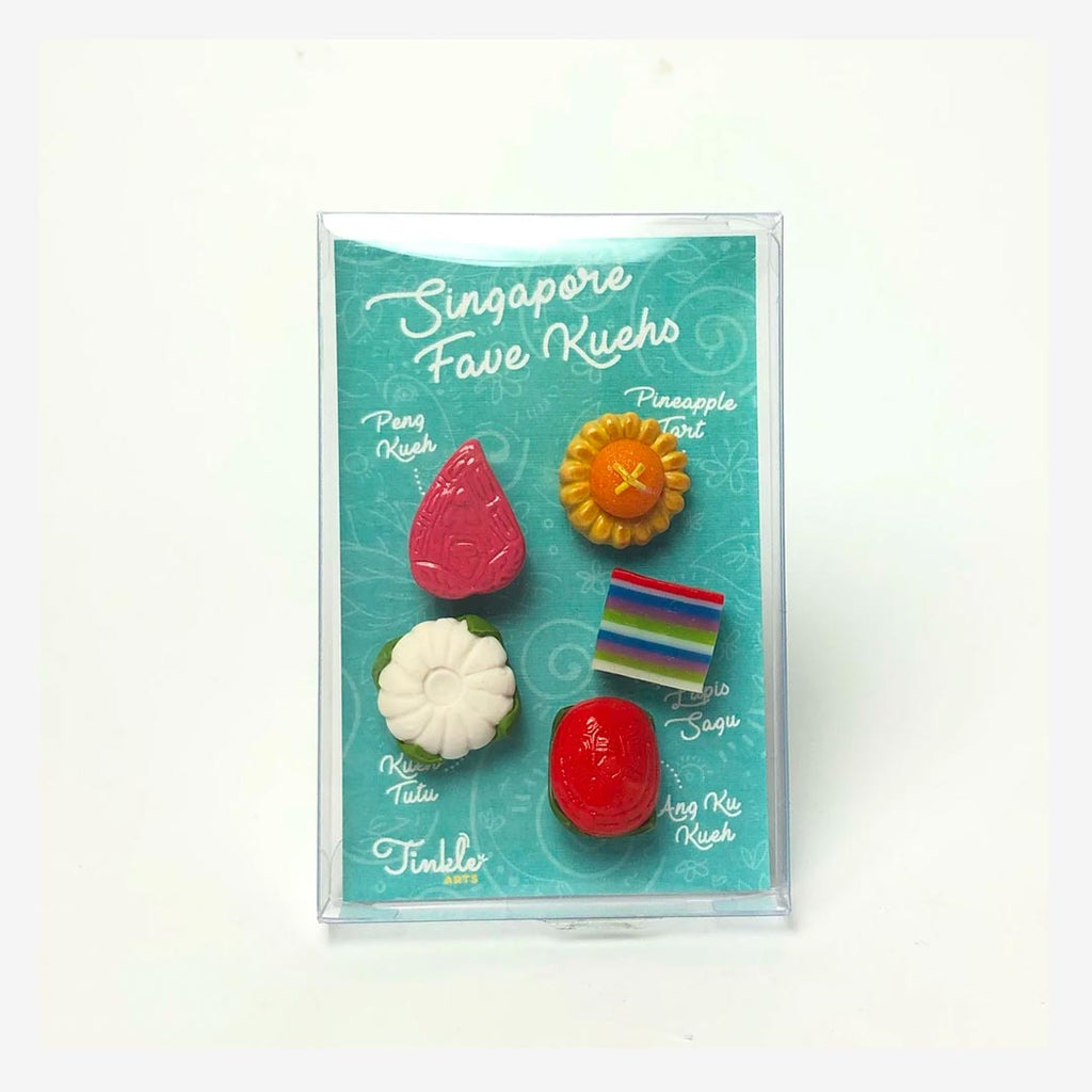 Tinkle Arts Handmade Magnets Combi C