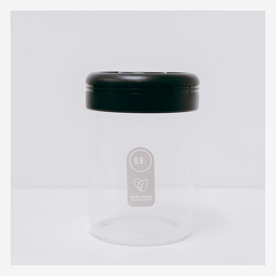 Timemore 800ml Vacuum Sealed Glass Canister