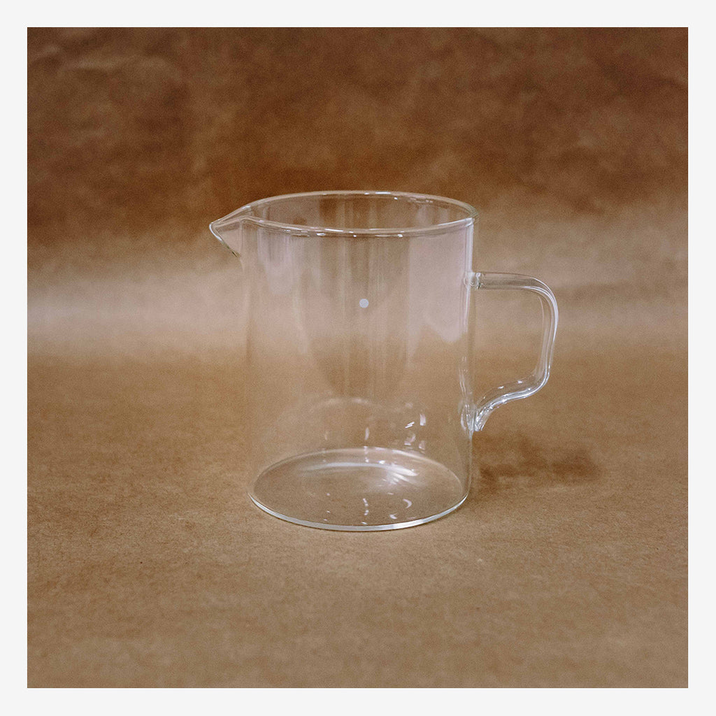 Glass Coffee Server