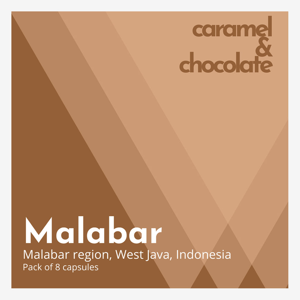 Java Malabar Capsules Pack of 8