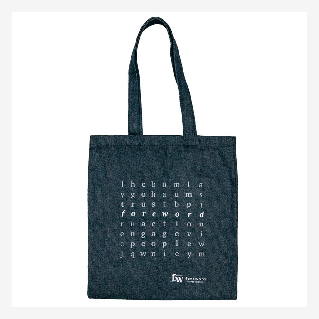 Foreword Coffee Roasters Tote Bag