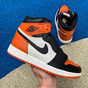 UaG Jordan 1 Retro 'Shattered Backboard'