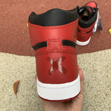 UaG Jordan 1 Retro 'Banned' (2011 version)