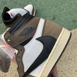 UaG Jordan 1 Retro High x Travis Scott 'Mocha'