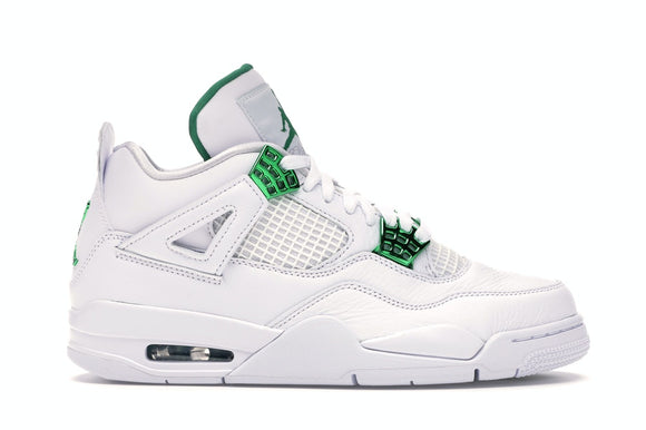 UaG Jordan 4 Retro 'Metallic Green'