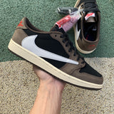 UaG Jordan 1 Low x Travis Scott 'Mocha'