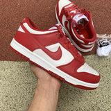 UaG Nike Dunk Low 'University Red'