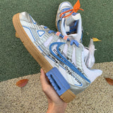 UaG Nike Air Rubber Dunk x Off-White 'UNC'