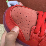 UaG Nike SB Dunk High 'Strawberry Cough'