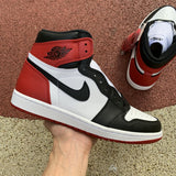 UaG Jordan 1 Retro High 'Black Toe'