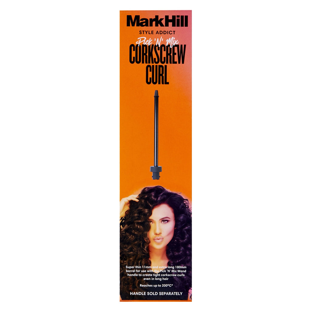 Pick 'N' Mix Corkscrew Curl Barrel