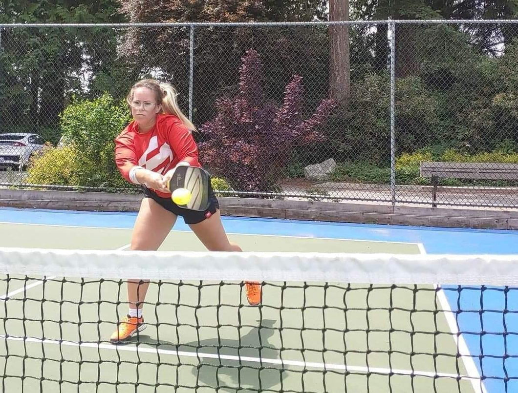 Private Lessons With Karina Michaud - CanadianPickleballAcademy