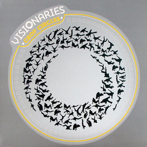 "Visionaries ""Crop Circles"" w/ ""Need to Learn"" 12"" Vinyl Single"