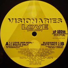 "Load image into Gallery viewer, Visionaries ""Love (Hip-Hop) b/w ""Blessings"" • 12"" Vinyl Single"
