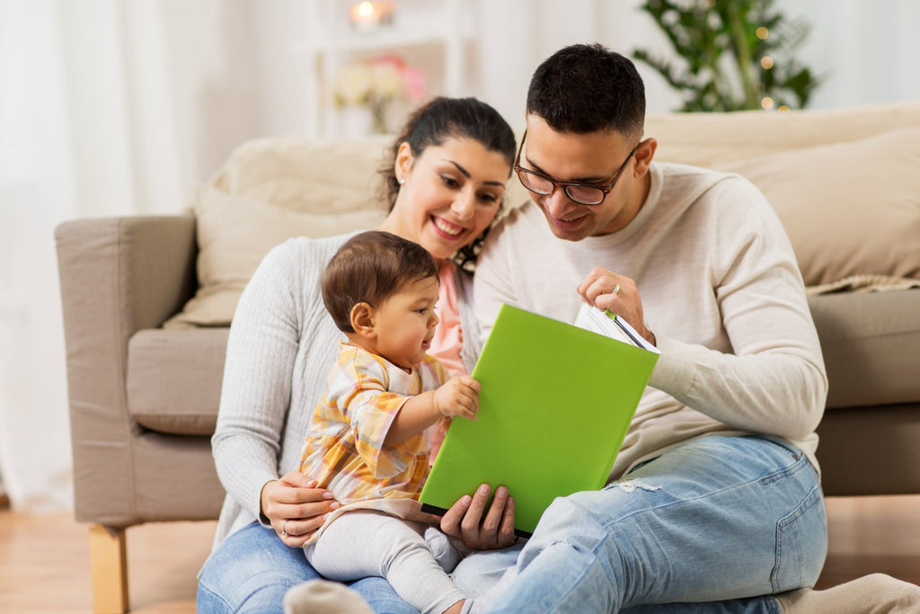 Top 3 Reasons to Read to Your Child from Birth