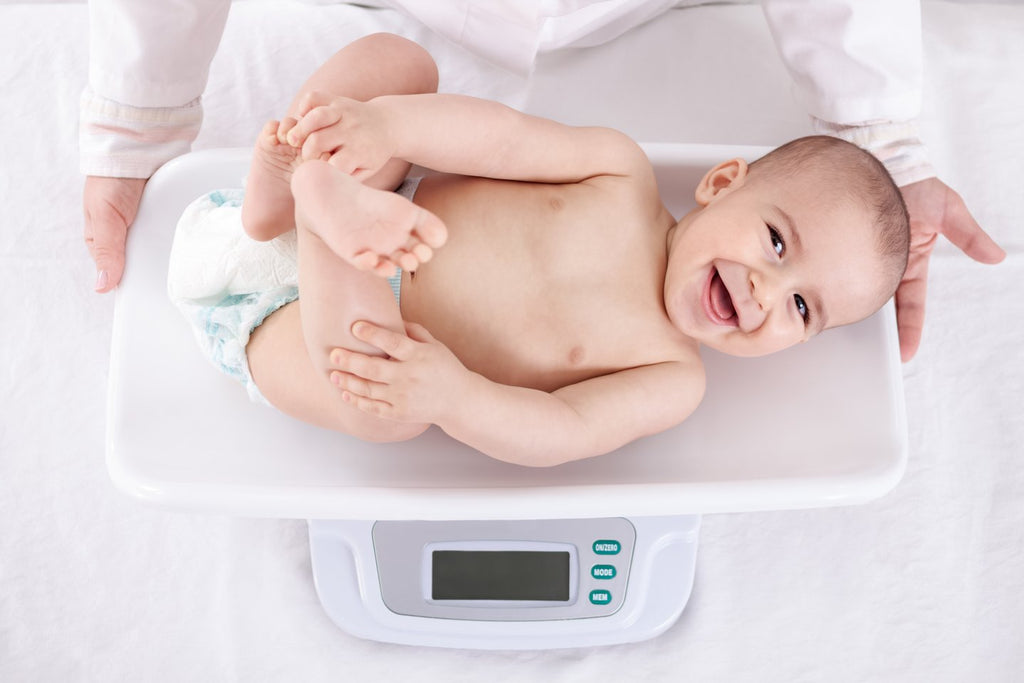 Is My Newborn Gaining Enough Weight?