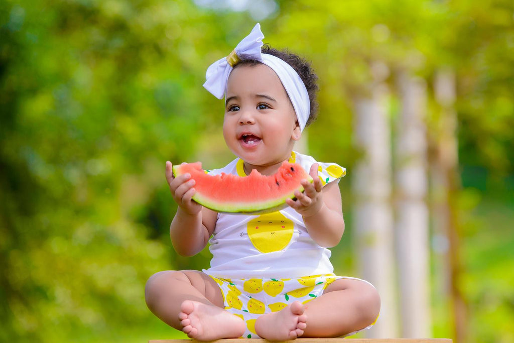 Cooking With A Baby: A Multi-sensory Experience