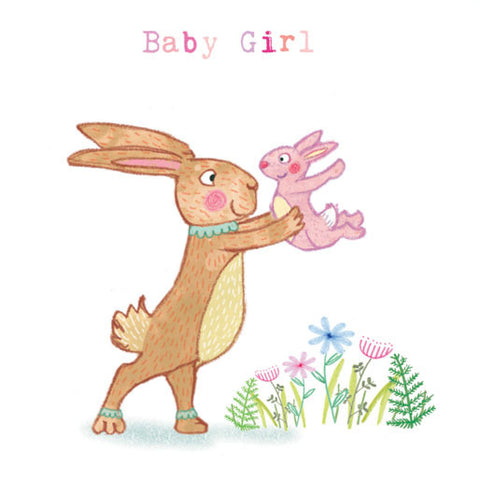 Copy of Bunny - New baby (girl)