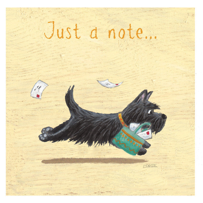 Dog - Just a Note