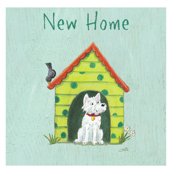 Dog - New Home