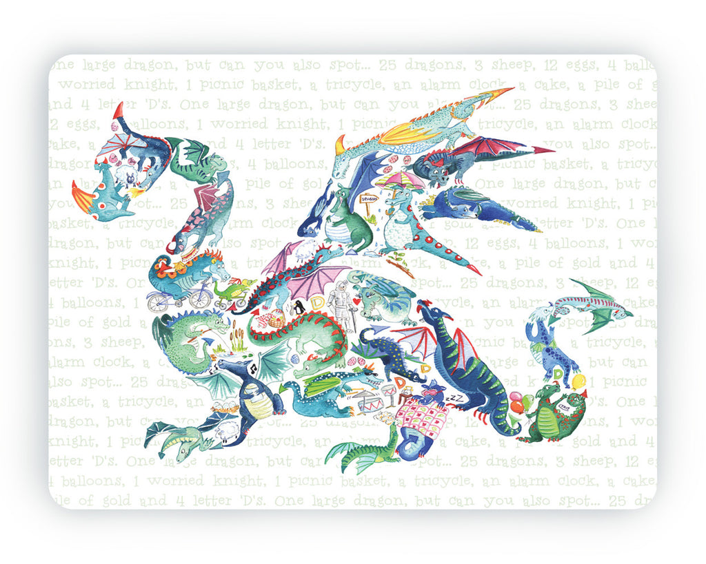Dragon Table Mat