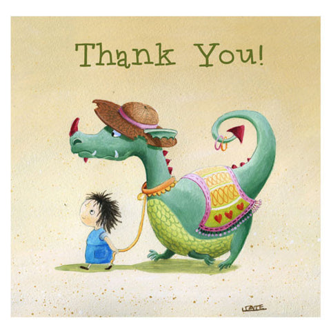 Dragon - Thank You