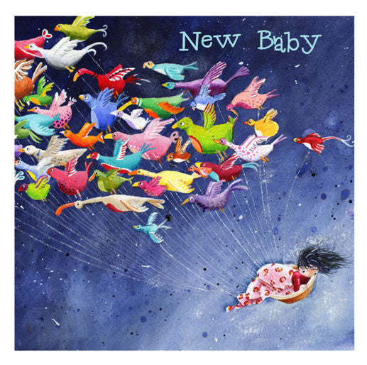 Flying - New Baby
