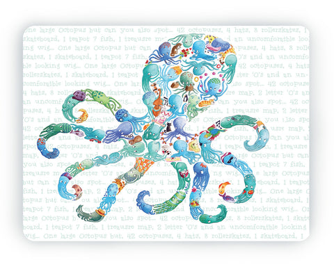 Octopus Table Mat