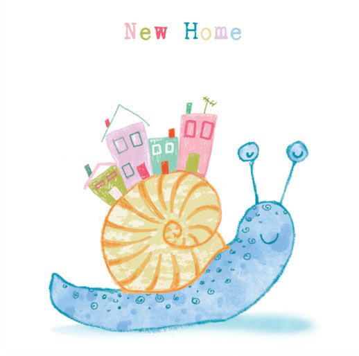 Snail - New Home