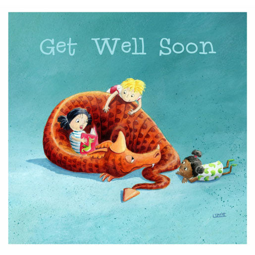 Dragon - Get Well Soon
