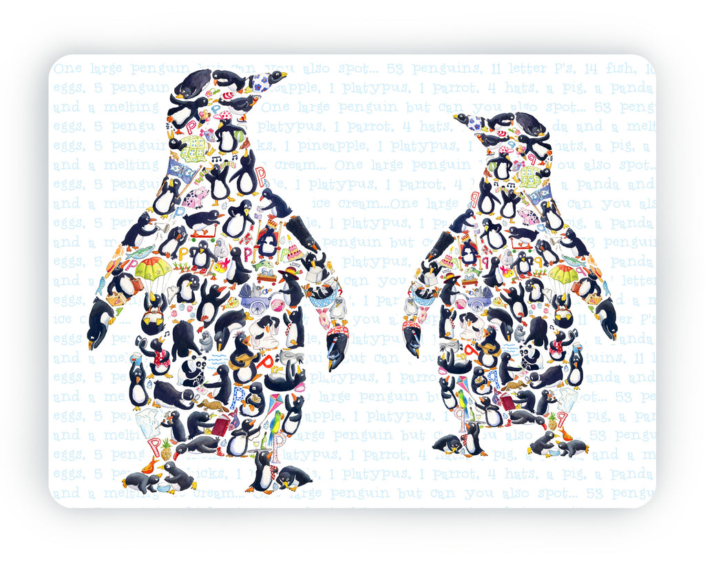 Penguin Table Mat