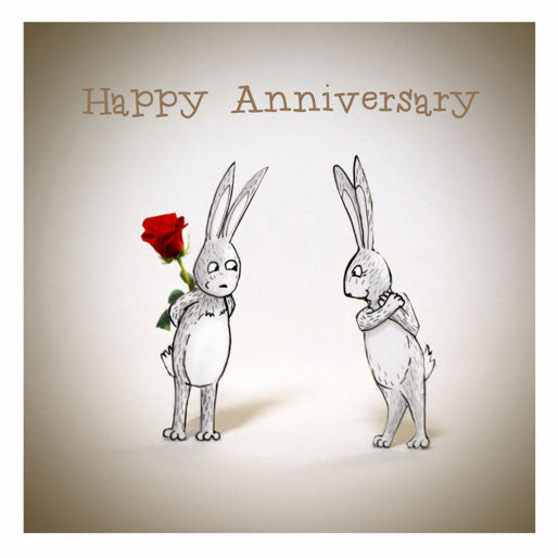 Rabbit - Happy Anniversary