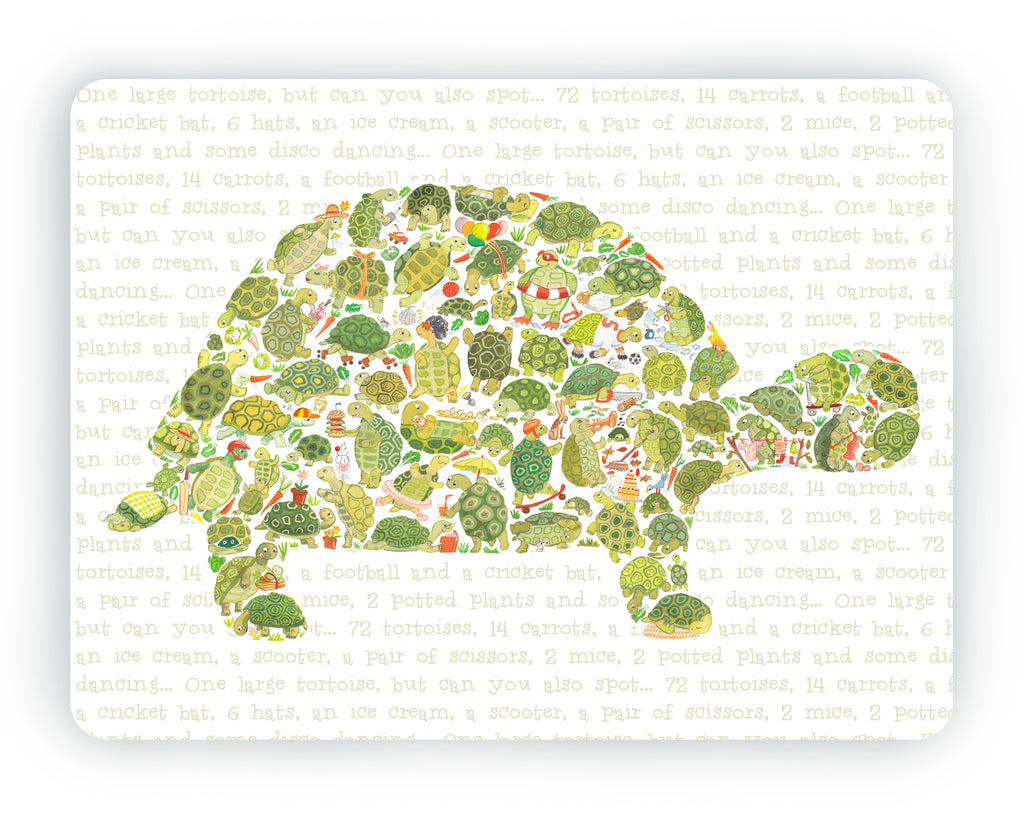 Tortoise Table Mat