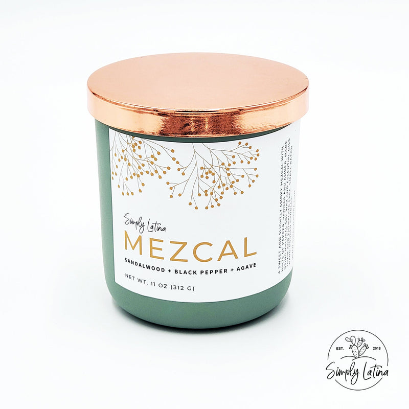 12oz Mezcal Candle