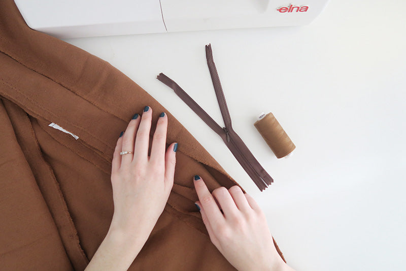 What you need to make the Amy skirt
