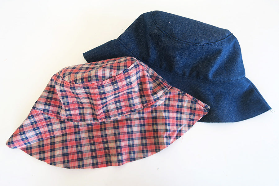 Two hats – outer and lining