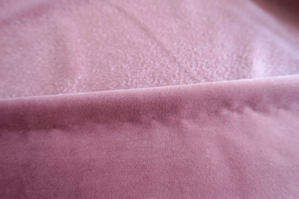 Right side of hem