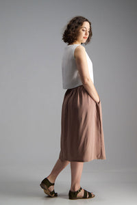 Amy skirt sewing pattern