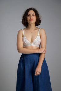 Cosmos bralette sewing pattern