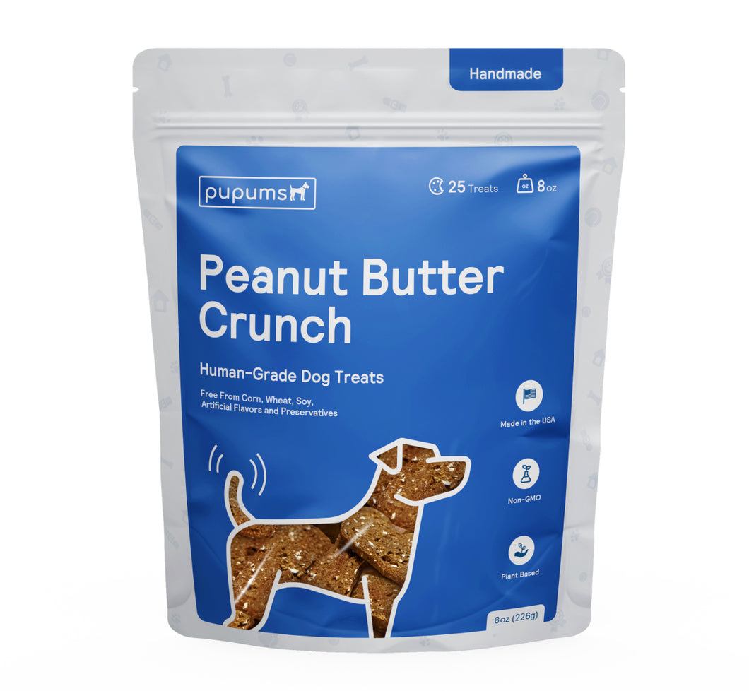 Peanut Butter Crunch 8oz