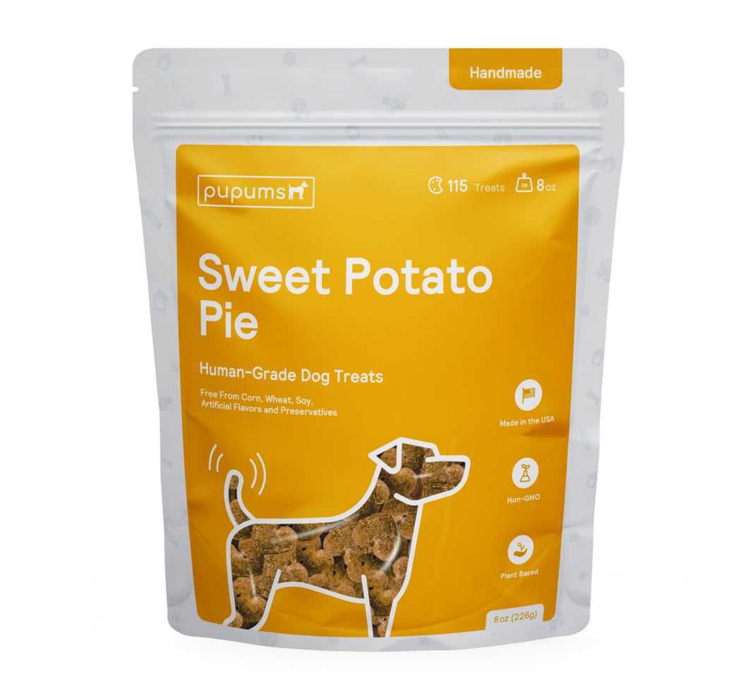 Sweet Potato Pie 8oz