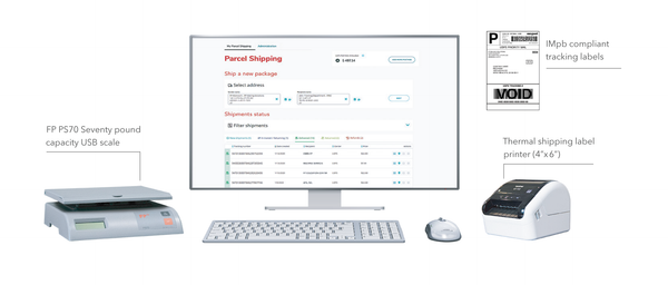 fp parcel shipping software