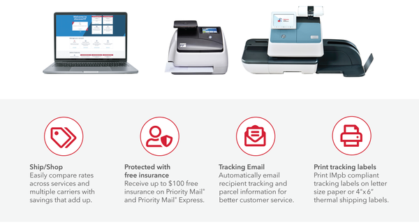 shipping and mailing software