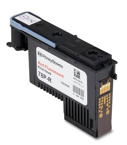 Pitney Bowes Red Print Head for SendPro P/Connect+ Series