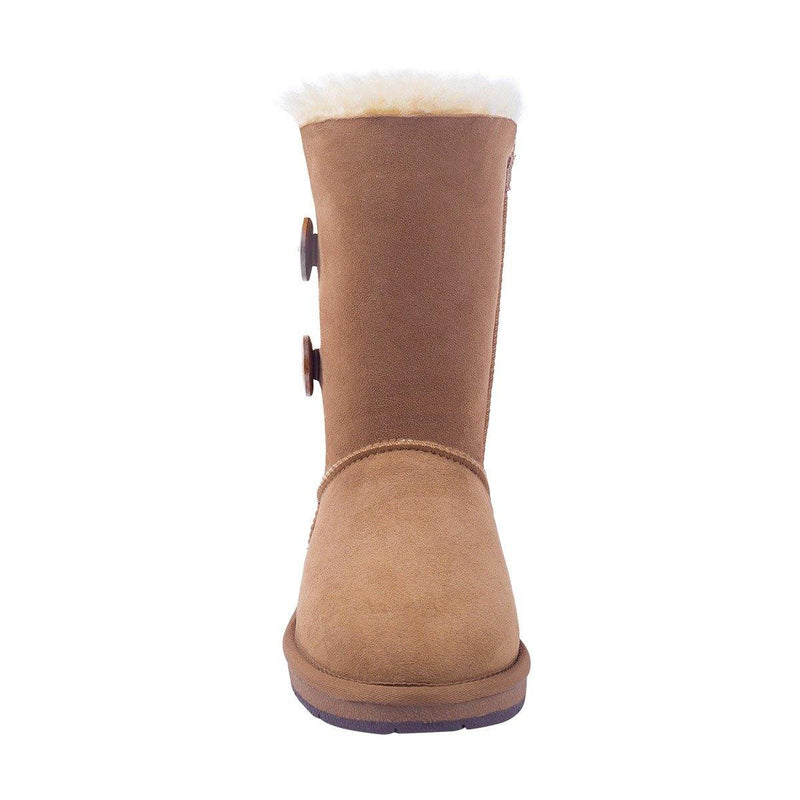 Auzland, Mid Bailey 2 Button UGG Boot, Water Resistant