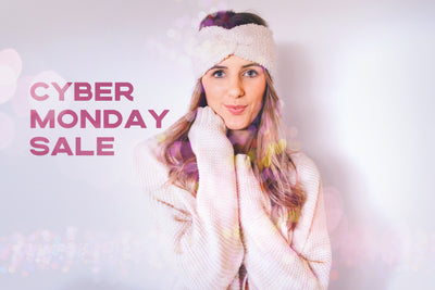 Cyber Monday Deals! 20% Off Your Entire Purchase + Free Shipping!