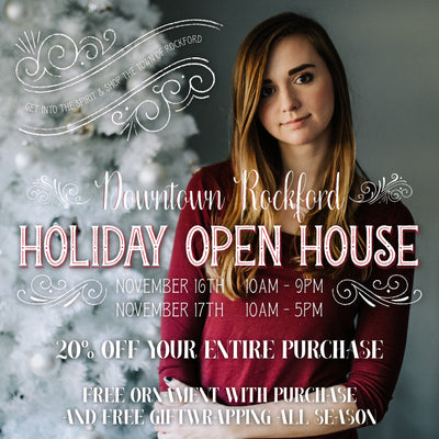 Rockford Holiday Open House