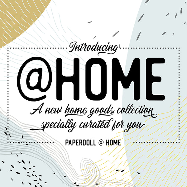 Paperdoll Home Goods Banner
