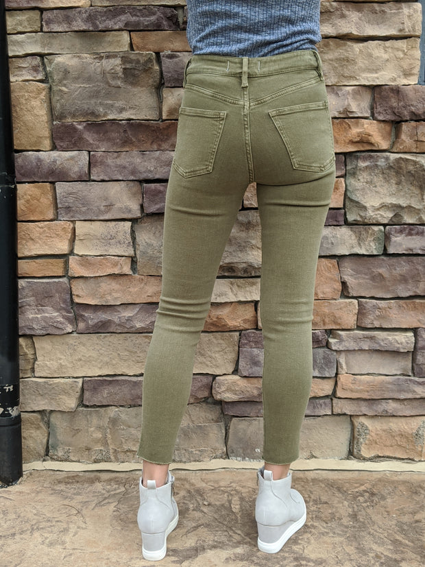 ARMY HIGH RISE JEGGING